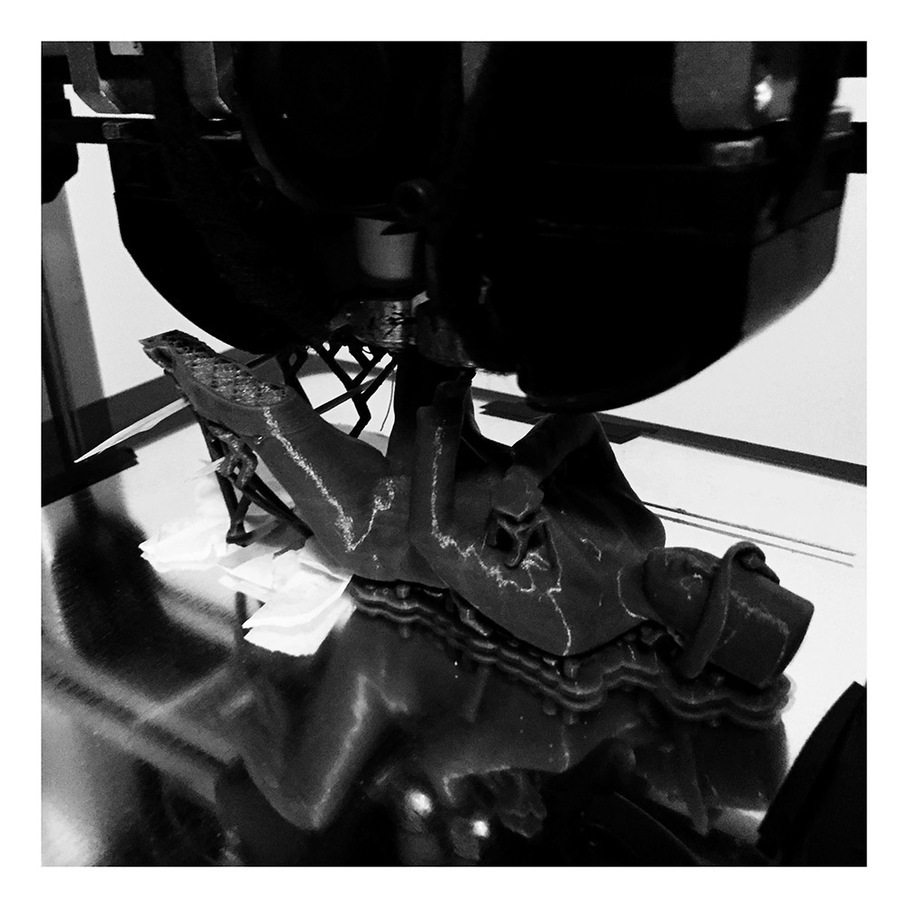 MAKING OF - Stampa 3D